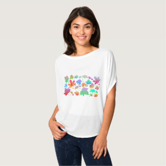 Colorful autumn leaves T-Shirt