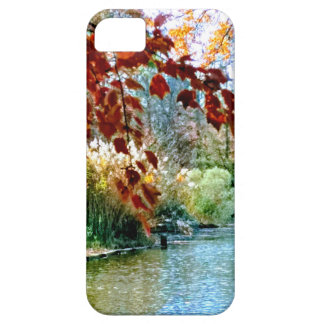 Colorful Autumn on the Water iPhone 5 Cover
