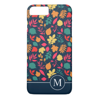 Colorful Autumn Seamless Ditzy | Phone Case