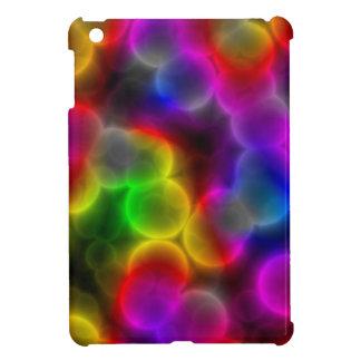 Colorful bacteria cover for the iPad mini