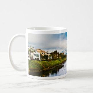 Colorful Ballona Lagoon Coffee Mug