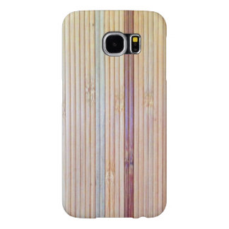 Colorful Bamboo Samsung Galaxy S6 Case