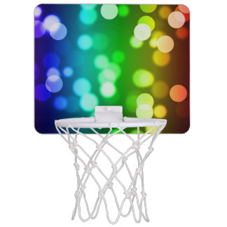 Colorful Basketball Hoop! Mini Basketball Backboard