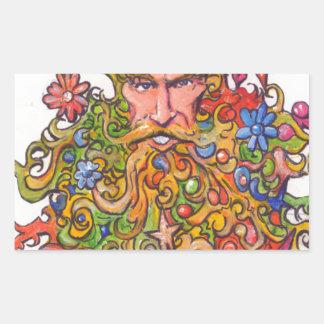 Colorful Beard Guy