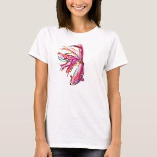 Colorful Betta Fish - T-Shirt