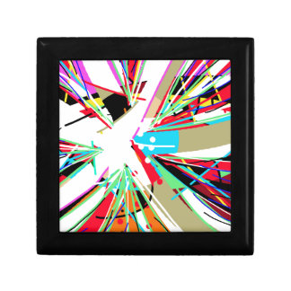 Colorful big bang gift boxes