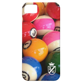 Colorful Billiards 2 iPhone 5 Covers