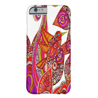 Colorful Bird Of Paradise iPhone 6 Case