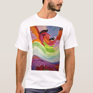 Colorful Bird T-Shirt