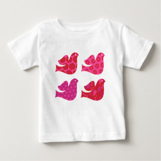Colorful birds amazing Collection Baby T-Shirt