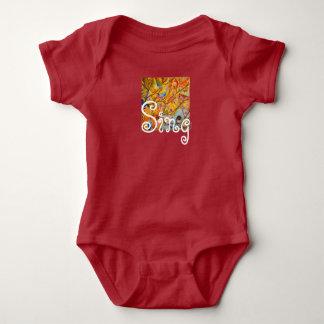 Colorful Birds Infant Bodysuit