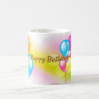 Colorful Birthday Coffee Mug