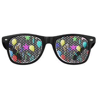 Colorful Birthday Party Sunglasses