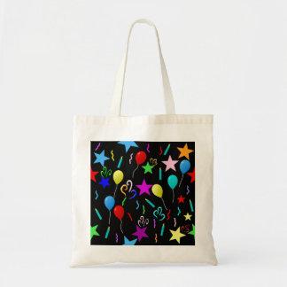 Colorful Birthday Tote Bag