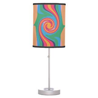 Colorful Bizarre Lamp