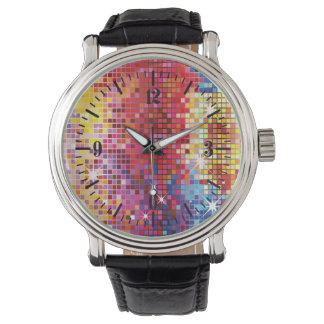 Colorful Bling Design Watches