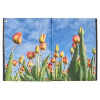"Colorful Blooming Tulips iPad Pro 12.9"" Case"