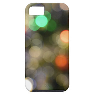 Colorful bokeh lights case for the iPhone 5
