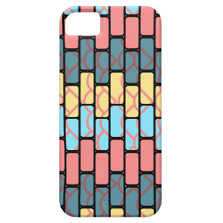 Colorful bricks pattern case for the iPhone 5