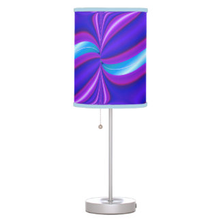 Colorful Bright Modern Abstract Desk Lamp