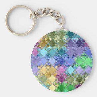 Colorful Bright Unique & Customizable Key Chains