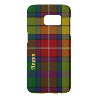 Colorful Buchanan Plaid Samsung Galaxy S7 Case