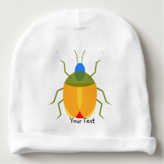 Colorful Bug Baby Beanie