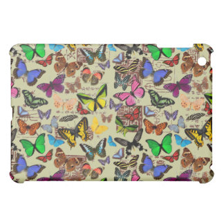 Colorful Butterflies iPad Mini Case
