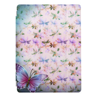 Colorful Butterflies iPad Pro Cover