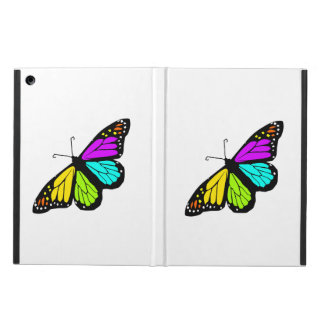 Colorful butterfly clipart cover for iPad air