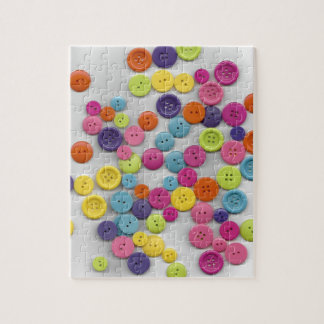 Colorful Buttons Here Jigsaw Puzzle