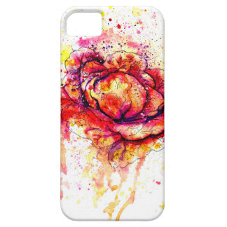 Colorful Cabbage Watercolor2 iPhone 5 Cases
