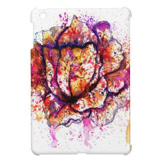 Colorful Cabbage Watercolor iPad Mini Cover