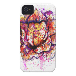 Colorful Cabbage Watercolor iPhone 4 Covers