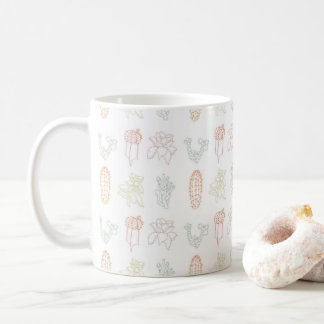 Colorful Cacti Cup