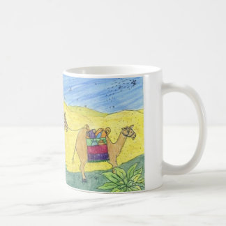 Colorful Camels Coffee Mugs
