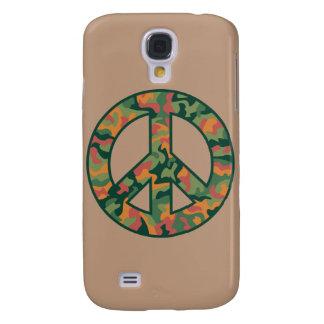 Colorful Camo Peace