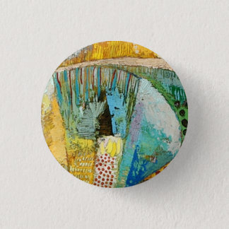 Colorful can batch. 1 inch round button