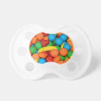 Colorful Candy Fun Unique Baby Pacifier