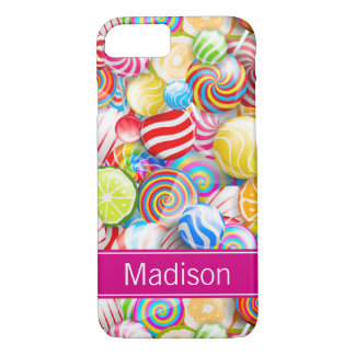 Colorful Candy Modern Case-Mate iPhone 8/7 Case