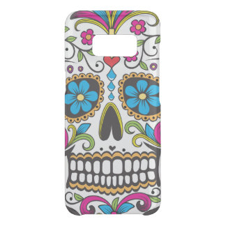 Colorful Candy Skull Uncommon Samsung Galaxy S8 Case