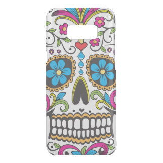 Colorful Candy Skull Uncommon Samsung Galaxy S8 Plus Case