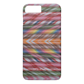Colorful Candy Sticks iPhone case