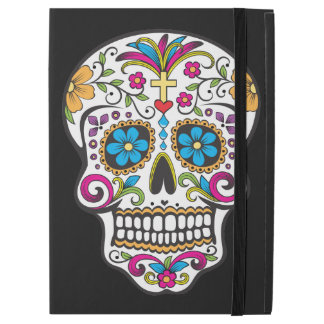 Colorful Candy Sugar Skull