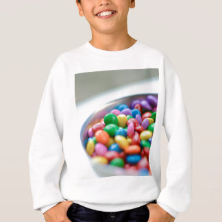 colorful candy sweatshirt
