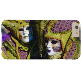 Colorful Carnival Couple Barely There iPhone 6 Plus Case