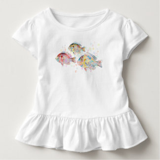 Colorful Carps Toddler T-shirt