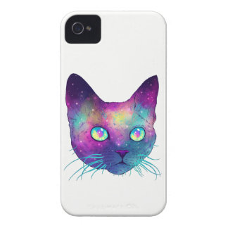 Colorful cat iPhone 4 cases