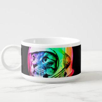 colorful cats - Cat astronaut - space cat Bowl