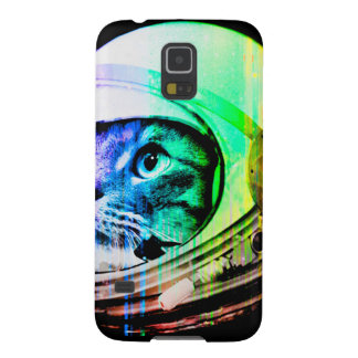 colorful cats - Cat astronaut - space cat Case For Galaxy S5